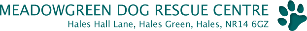 Meadowgreen Dog Rescue Centre, Hales Hall Lane, Hales Green, Hales, NR14 6GZ